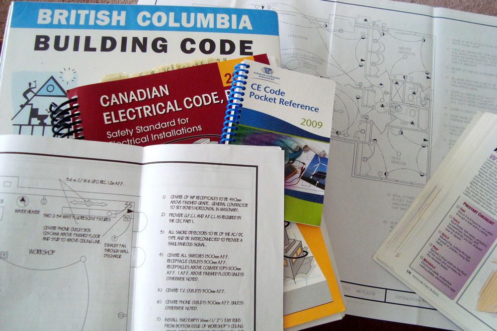 Engeineering BC Code
